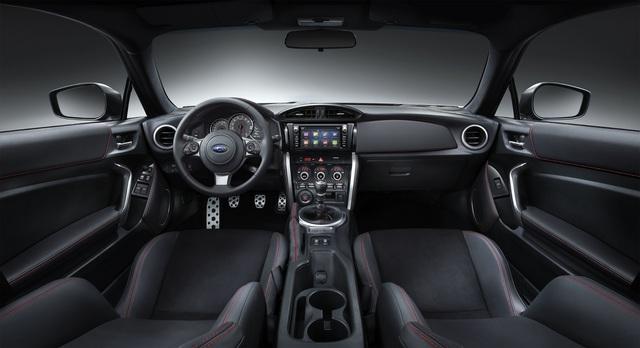 Subaru BRZ - Stärker vernetzt ins neue Modelljahr
