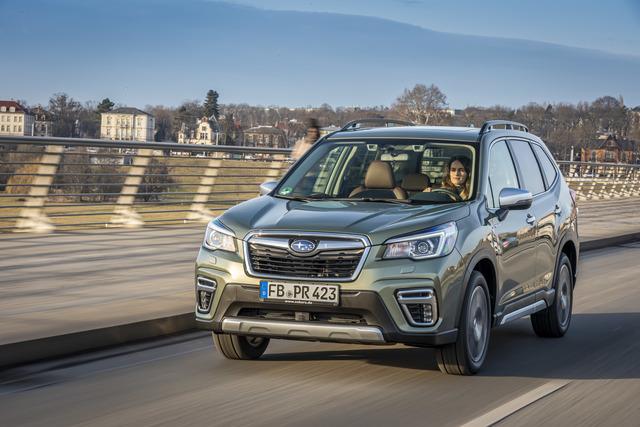 Fahrbericht: Subaru Forester 2.0ie - Boxer mit E-xtra-Power