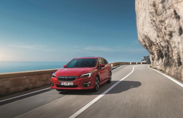 Subaru Impreza - Mehr Extras serienmäßig (Vorabbericht)