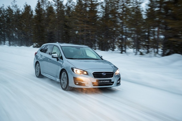 Subaru Levorg: Neuer Motor - Ein Stück normaler
