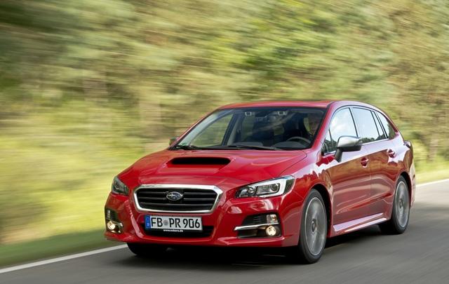 Test: Subaru Levorg - Sich selbst genug
