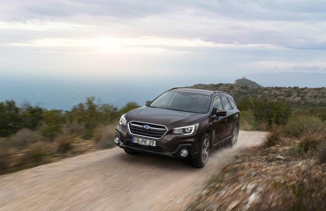 Subaru Outback  - Komfortabel und sicher ins neue Modelljahr