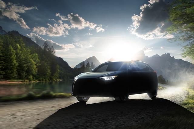 Subaru Solterra   - Elektro-SUV kommt 2022