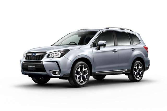 Subaru Forester - Neuauflage mit Top-Turbo