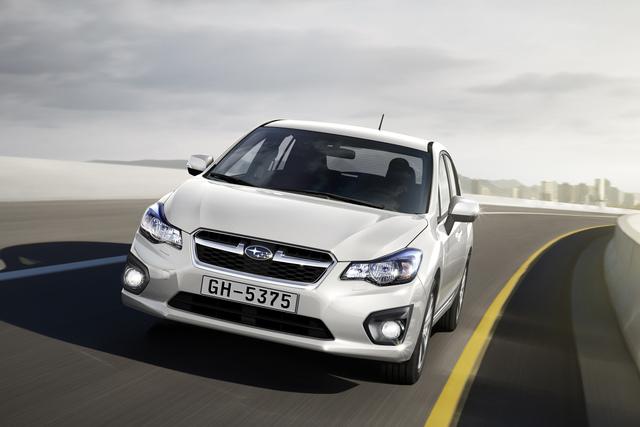 Subaru Impreza - Mehr Design, wenig Auswahl