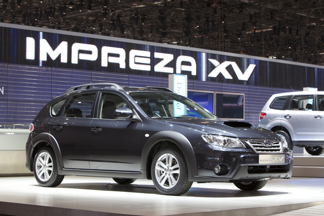 Neuer Subaru Impreza XV ab September beim Händler