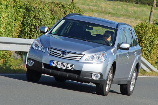 Automatik für Subaru-Boxerdiesel - Stufenlos Schalten