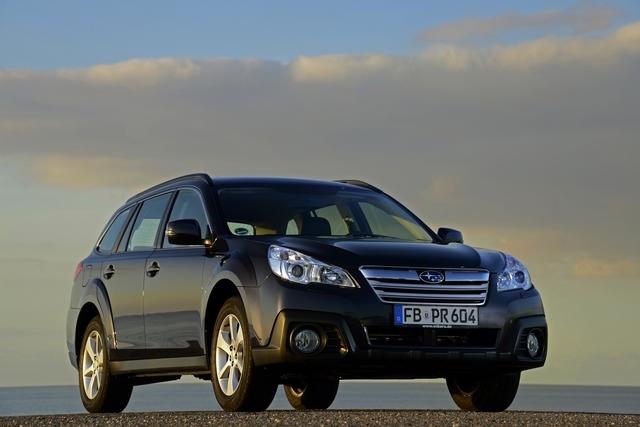 Subaru Outback - Boxer-Diesel mit CVT-Getriebe (Vorabbericht)