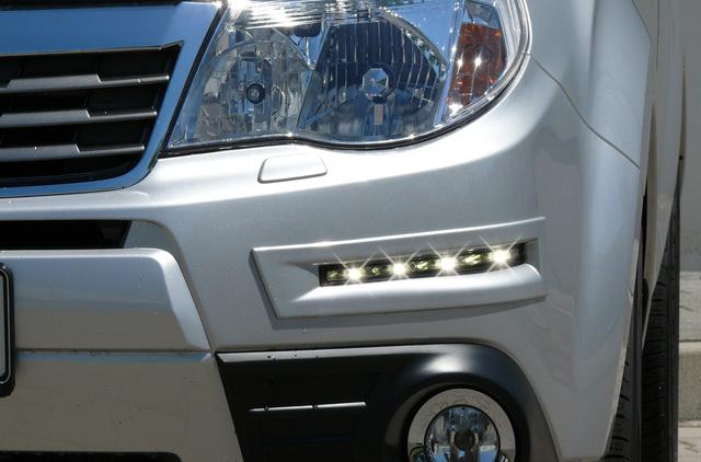 Subaru - LED-Tagfahrlicht zum Nachrüsten