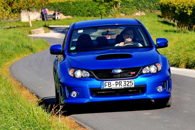Subaru WRX STI - Zum Bügeln zu schade (Fahrbericht)