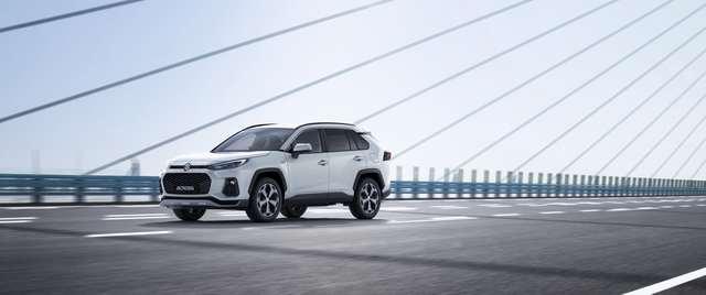 Suzuki Across - Vorstoß ins E-Zeitalter
