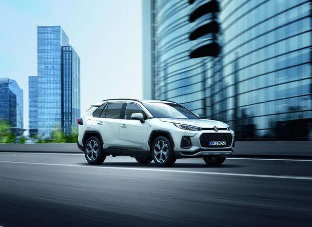 Fahrbericht: Suzuki Across - Der heimliche Zwilling