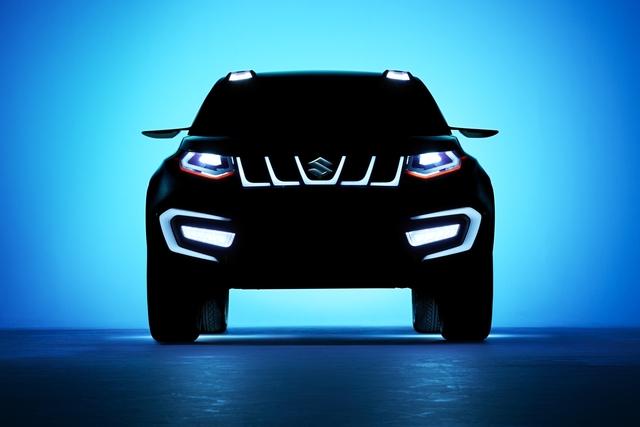 Suzuki iV-4 Concept - Kompaktes SUV für Frankfurt