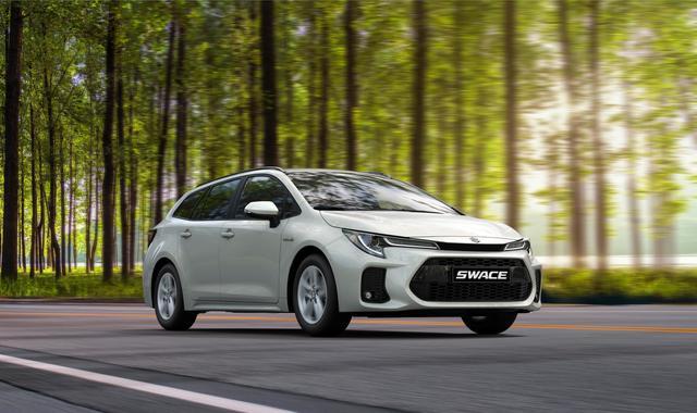 Suzuki Swace - Etwas teurer als ein Corolla