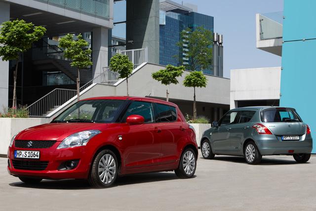 Suzuki Upgrade - Sonderaktion für Schnellkäufer