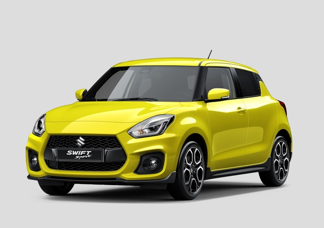 Suzuki Swift Sport - Dynamischer Leichtfuß