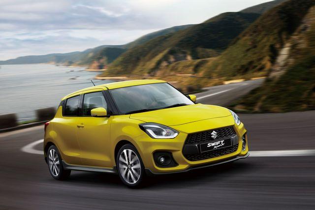 Neue Mild-Hybride bei Suzuki - Elektro-Boost für Swift und Co.