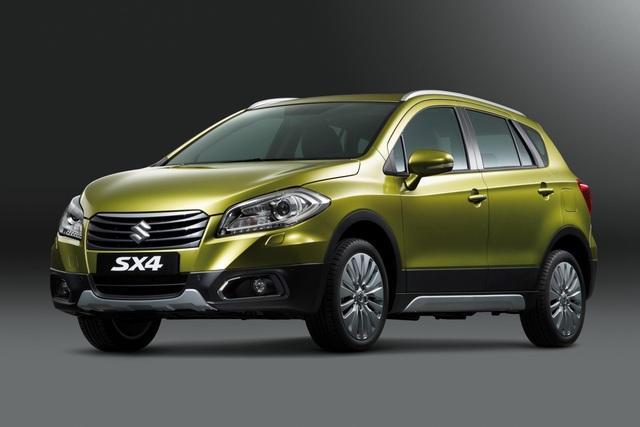 Suzuki SX4 - Wachstumsschub und Allrad-Auswahl