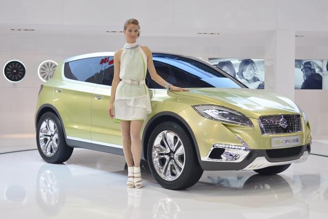Suzuki Concept S-Cross - Frischer Wind für die Marke