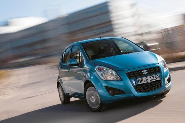 Suzuki-Rabattaktion - Pauschaler Preisvorteil