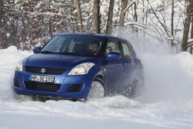 Allradautos unter 20.000 Euro - Viel Traktion für wenig Geld
