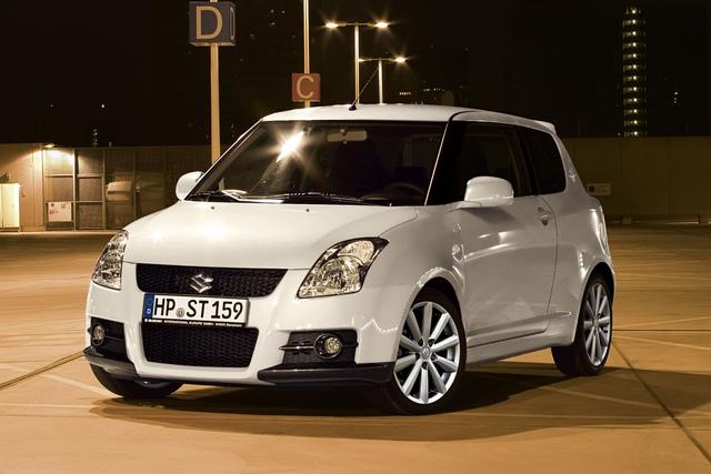 Suzuki Swift: Premiere im September – Hybrid-Version 2011