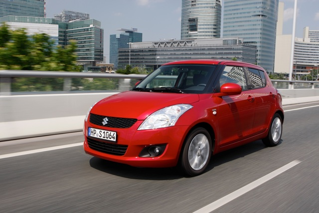Suzuki Swift - Start-Stopp für Diesel