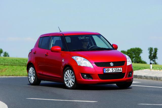 Suzuki Swift - Gutes Aussehen als Erfolgsrezept (Kurzfassung)