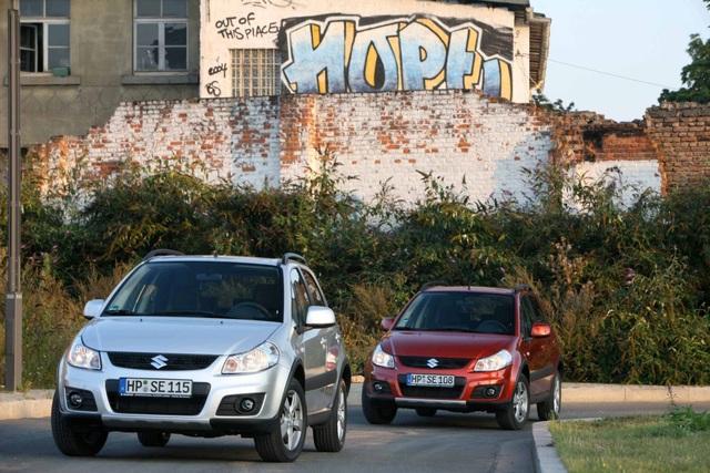 Suzuki SX4 Classic, Swift und Splash - Drei Kleinwagen zu Sonderkonditionen