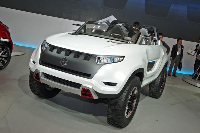 Neuer Suzuki Jimny  - Wider den SUV-Trend