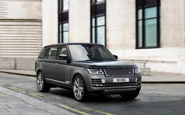 Range Rover SV Autobiography - Schöner Wohnen