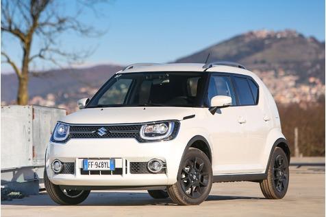 Neuer Suzuki Ignis Im Fahrbericht Viel Platz Micro SUV Mit Allradantrieb