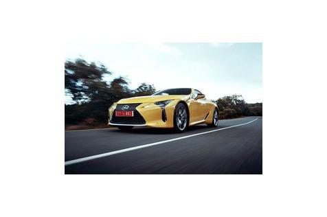 Neuer Lexus LC im Fahrbericht: LC 500 mit wildem V8, LC 500h mit Hybrid-Power