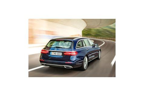 Mercedes E 220 d T-Modell im Test: T-Modell mit Ambitionen zum Klassenprimus