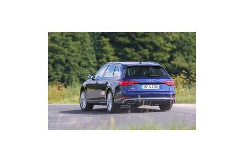 Audi S4 Avant im Test (2017): Sportversion des Mittelklasse-Kombis mit Allrad