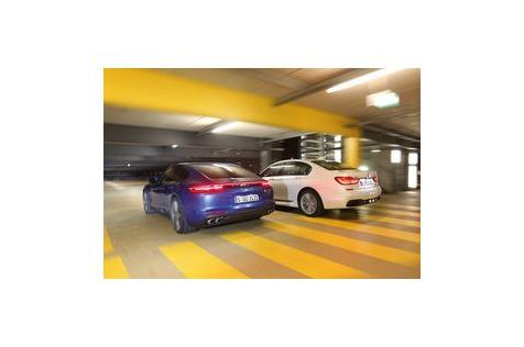 BMW 7er vs. PorschePanamera: Welcher Luxus-Diesel ist fastperfekt?