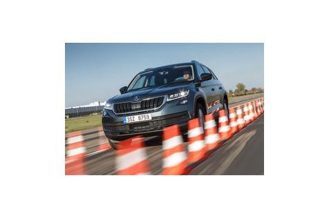 Skoda Kodiaq 2.0 TSI 4x4 Style (2016) im Test: Skodas neuer Kompakt-SUV im Praxis-Check