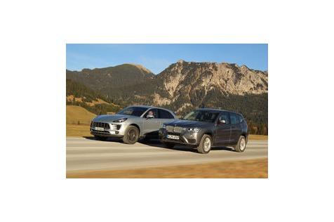 BMW X3 gegen Porsche Macan: Wer ist der bessere Vierzylinder?