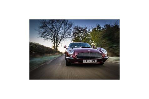 Speedback GT im Fahrbericht: Britischer Gran Tourismo auf Jaguar XKR-Basis