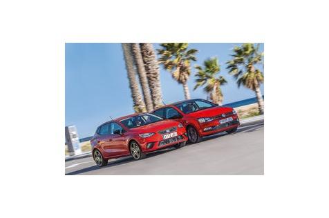 Seat Ibiza gegen VW Polo: Original oder schicker Spanier?