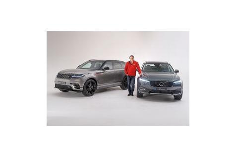 Range Rover Velar vs. Volvo XC60: Zwei SUV mit Markenidentität