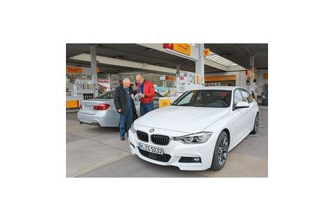 BMW 330i gegen BMW 330e: Mit dem Hybrid spart man