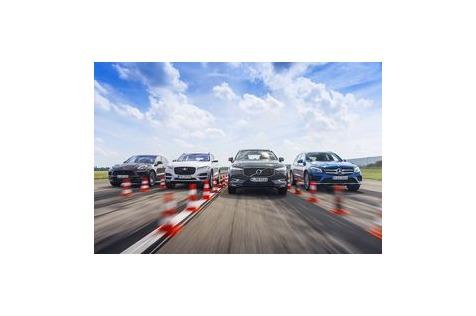 Diesel SUVs imVergleich: Volvo mischt nun wiedermit