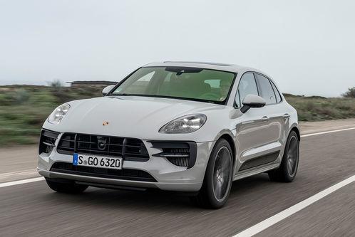 Porsche Macan GTS: Nicht mehr der Jüngste, aber fitter denn je