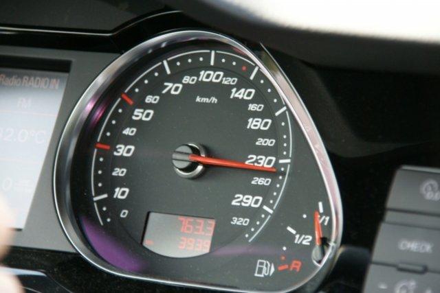 Mehrheit für Tempolimit  - Nicht nur auf der Autobahn