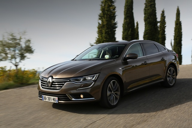 Renault Talisman - Glücksbringer für die Mittelklasse