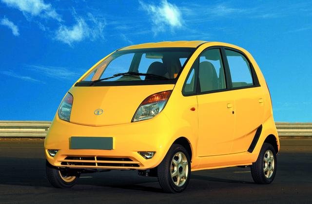 Tata Nano: Das billigste Auto der Welt wird etwas teurer