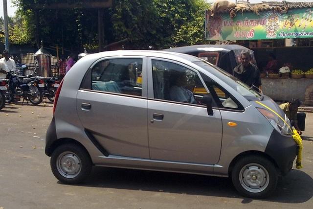 Tata Motors - Billig aus der Krise