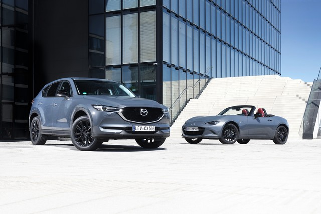 Mazda-Sondermodelle - Extras zum Hundertsten