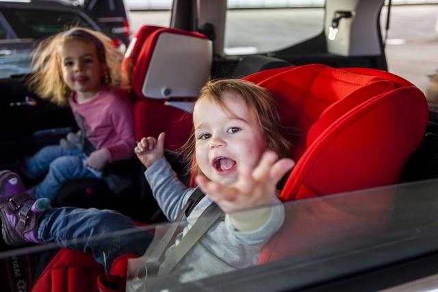 Ratgeber: Kinder im Auto sichern - Ein richtiger Sitz, richtig genutzt